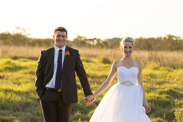 Wedding of Donné and Matthew. Milque Photography and Films