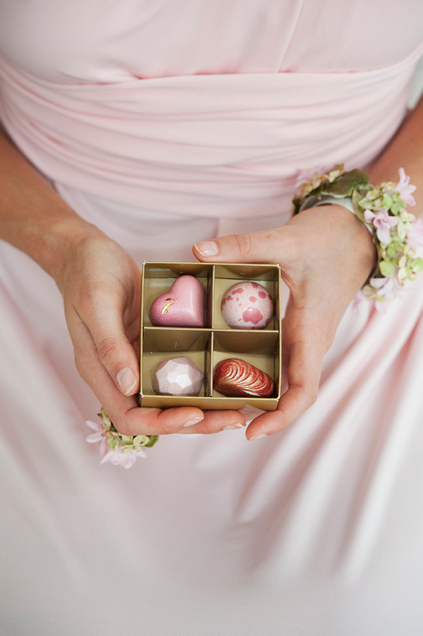 Sweet treats – perfect for your bridal breakfast