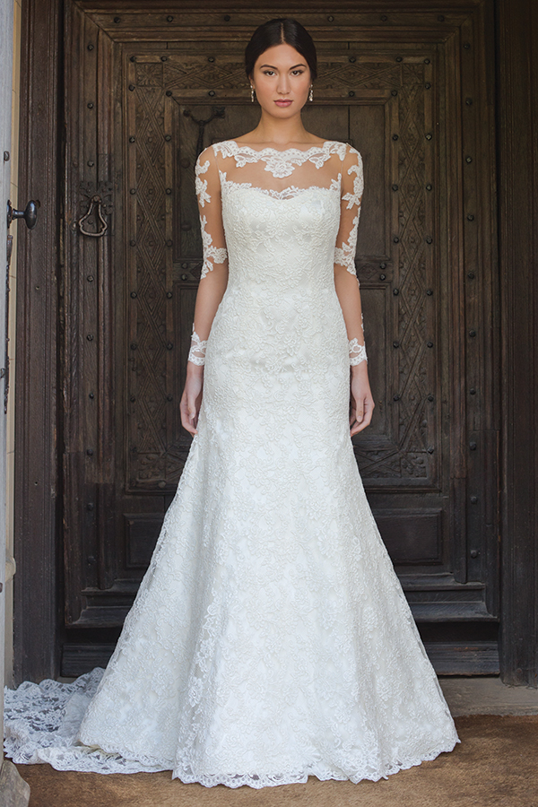 'Jo' gown from Augusta Jones available from White Lily Couture