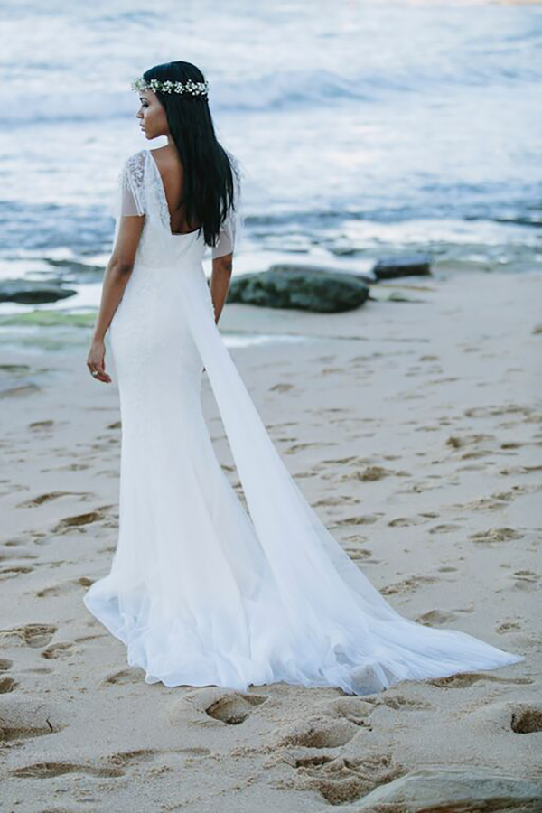 Ophelia gown by Fiorenza