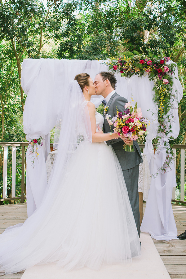 Josh and Tyleah are married!