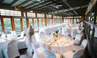 Wedding reception at EcoStudio Fellini