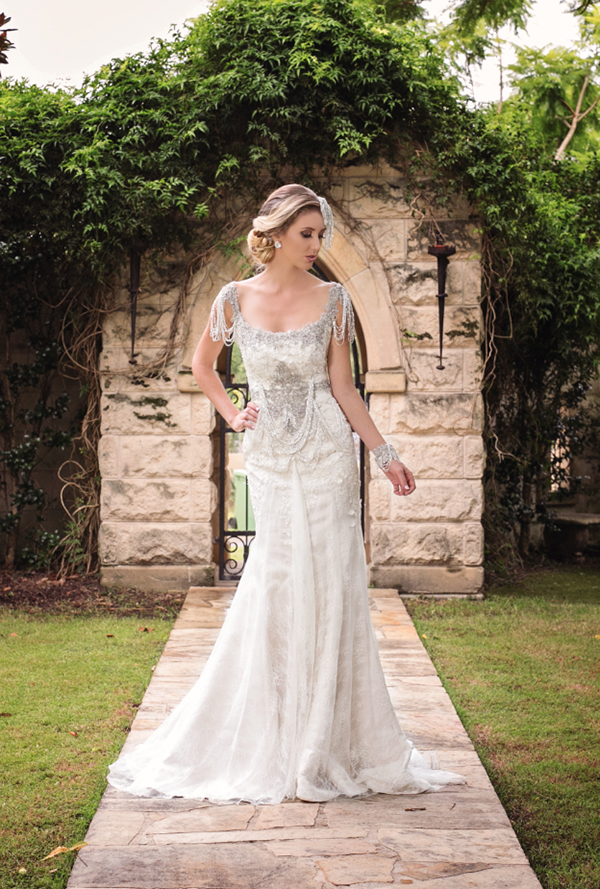 The Marianna gown from Helena Couture Designs