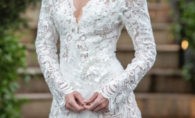 The Raquel gown from Helena Couture Designs