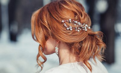 Perfect spring hair