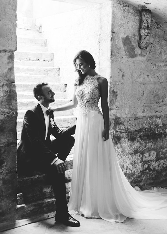 Italia with Love Couture Collection 2016 by Toscano Bridal
