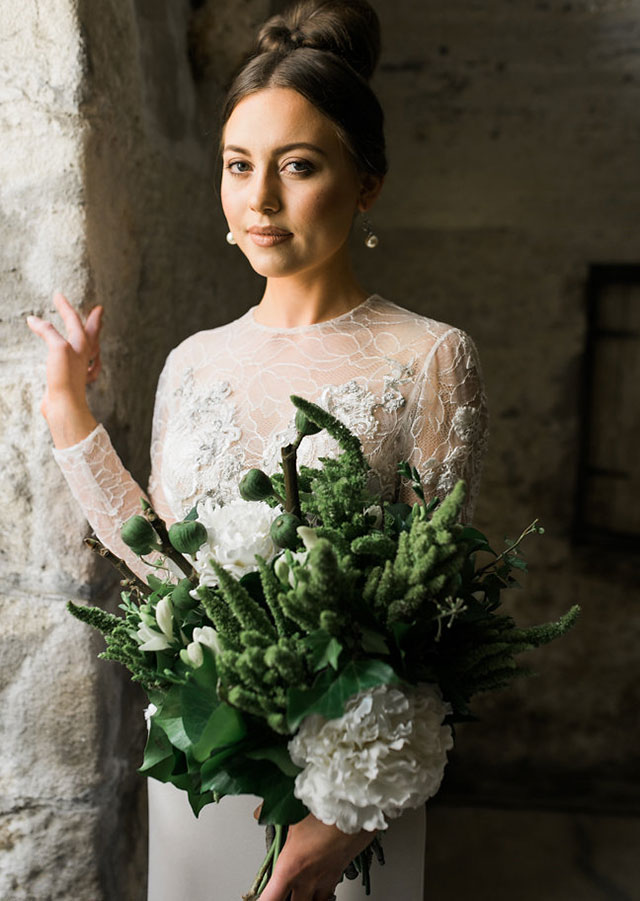 Italia with Love couture collection by Toscano Bridal
