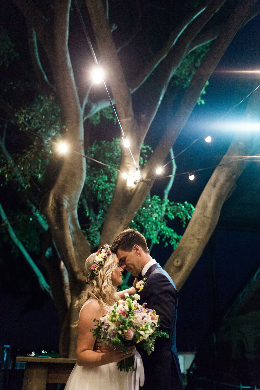 The wedding of Anna and Zac