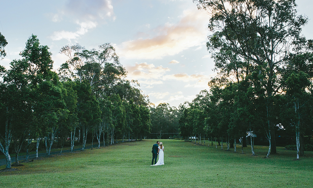 Coolibah Estate country wedding venue