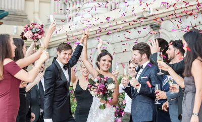 Customs House shines in this styled shoot