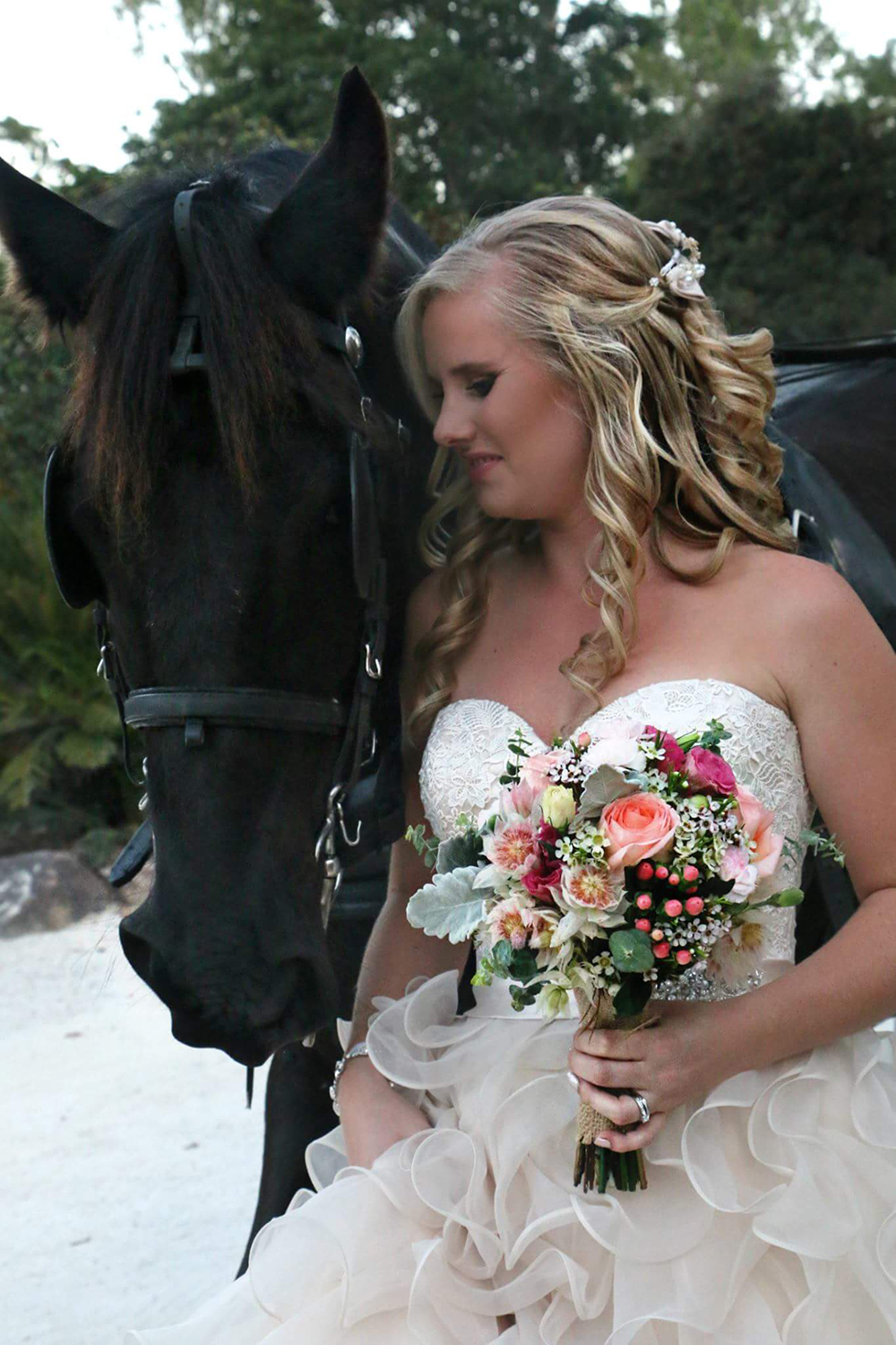 Paradise Country weddings