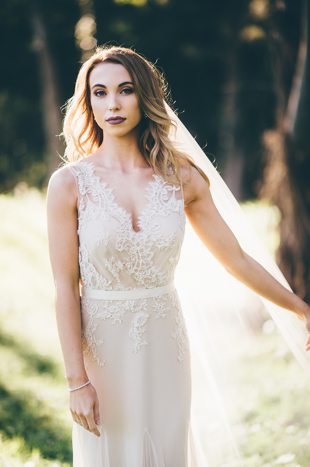 Lace Wedding Dresses Queensland : Edgy and timeless lace dresses queensland brides