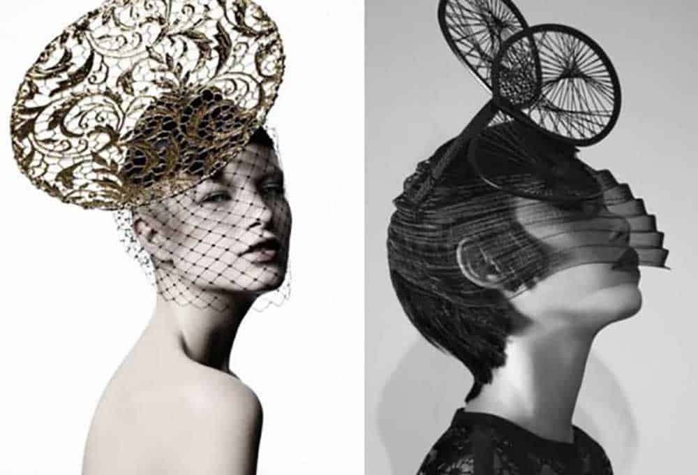 Hats by Suzy O'Rourke