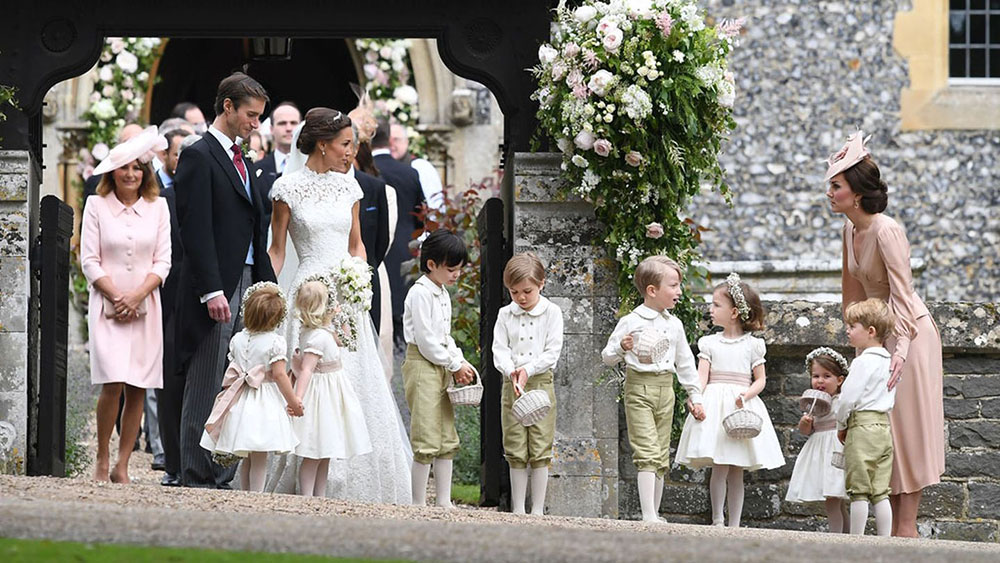 Pippa Middleton Wedding