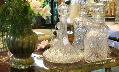 Drink–decanters–Paddington–Antique–Centre–A–Fine–Romance–Exhibit–taken–by–Emily–Russ