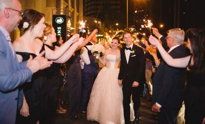 The wedding of Annabel + Lachlan