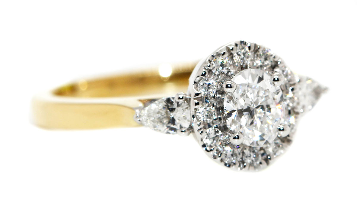 engagement ring - the classic