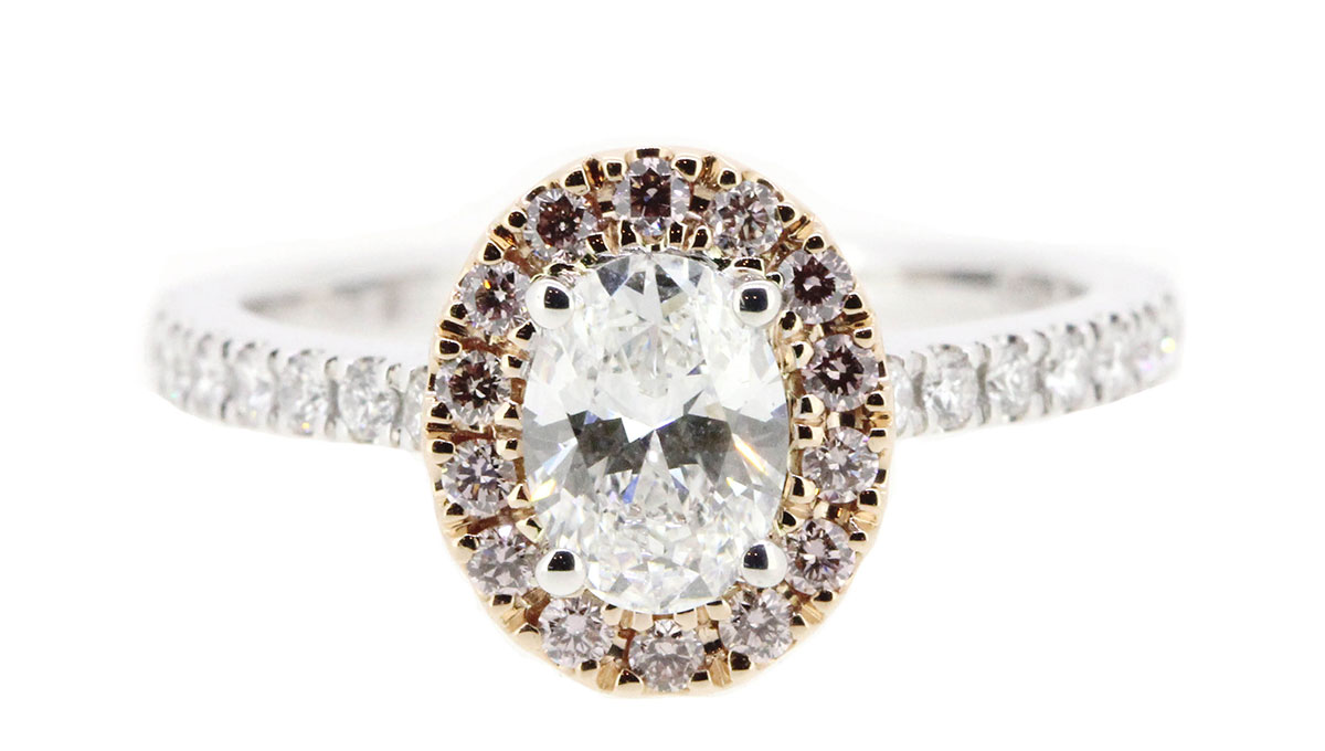 engagement rings - the oval