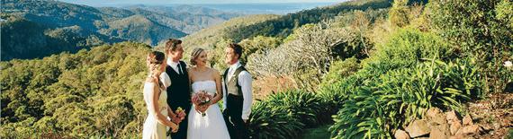 A Hinterland wedding