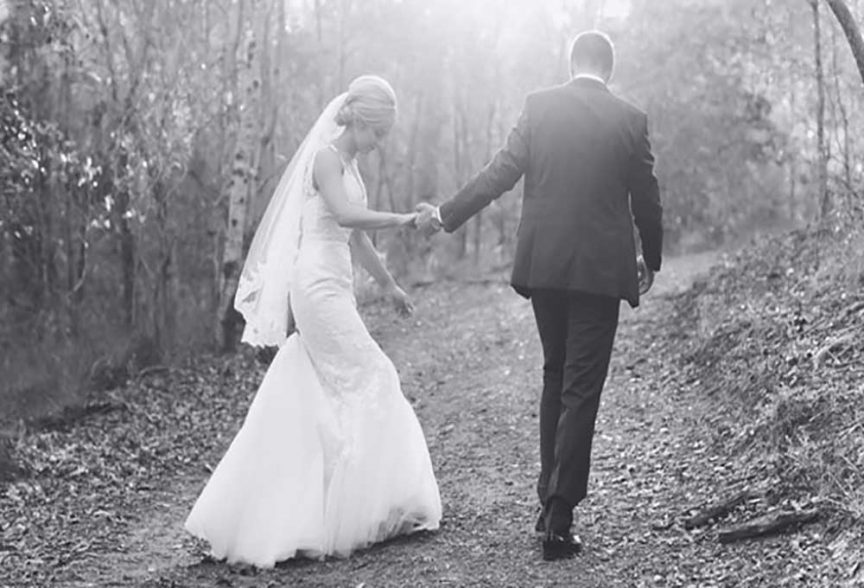 A Walkabout Creek wedding.