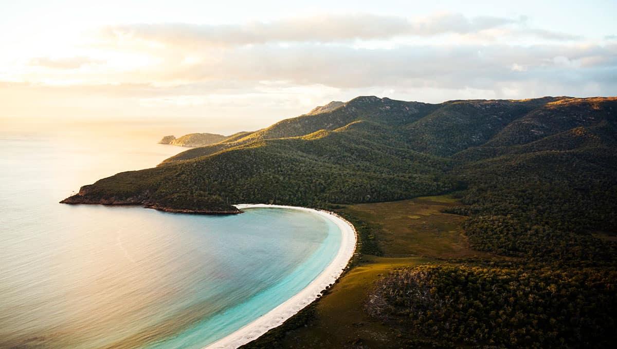 Top spots to honeymoon Australia