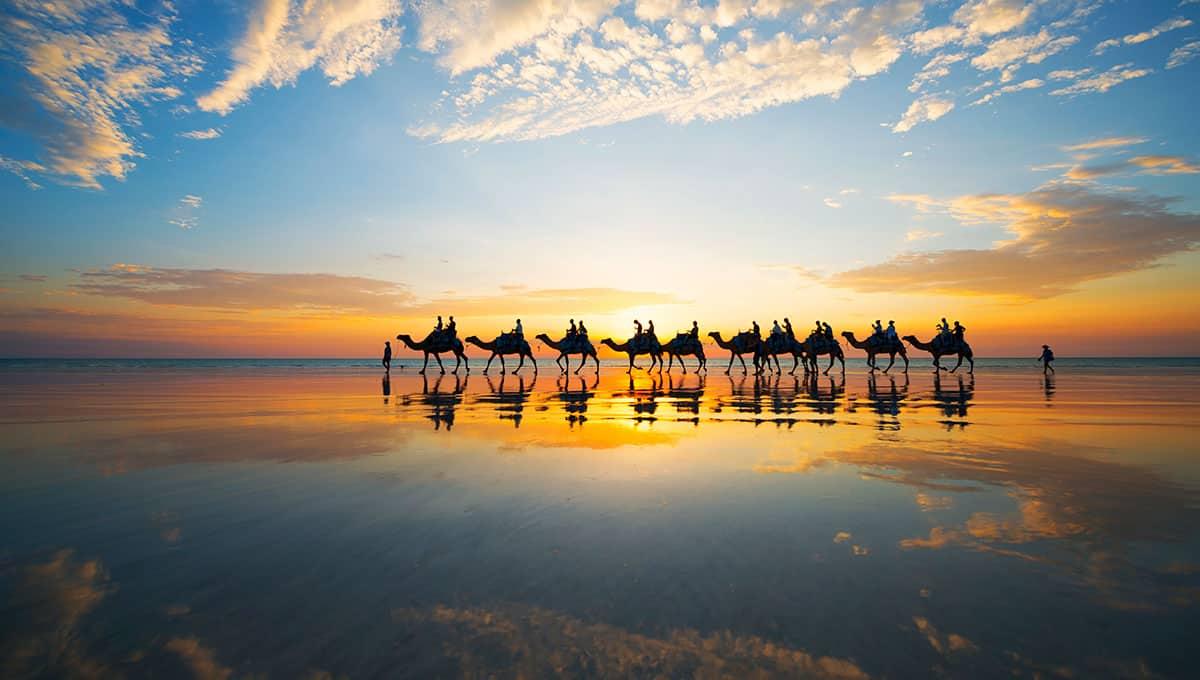 top spots to honeymoon in australia