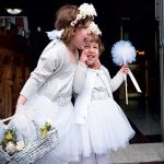 A collection of seriously great wedding pics of adorable kids