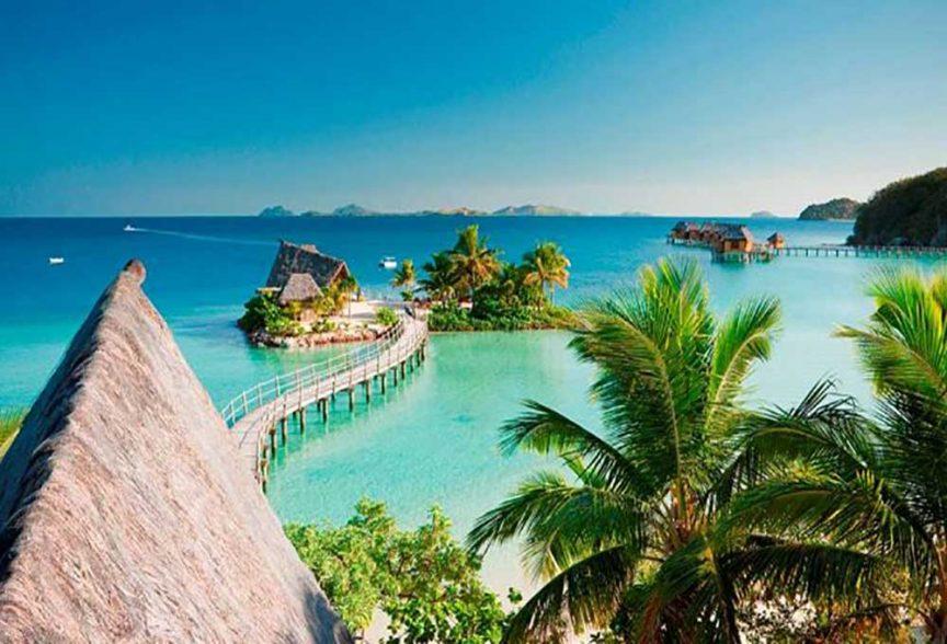 Fiji Honeymoon at Liku Liku