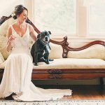 Aussies include pets for the 'paw-fect' wedding day