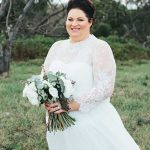 This Queensland plus-size bride loved her wedding dress – and so do we!