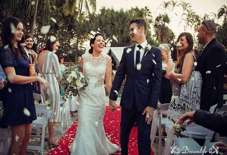 Gold Coast wedding at Surfers Paradise Marriott Resort & Spa