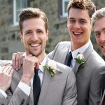 Men's wedding trends with Georgia Barlow @ Tony Barlow