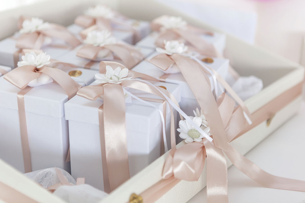 favourite favours for weddings