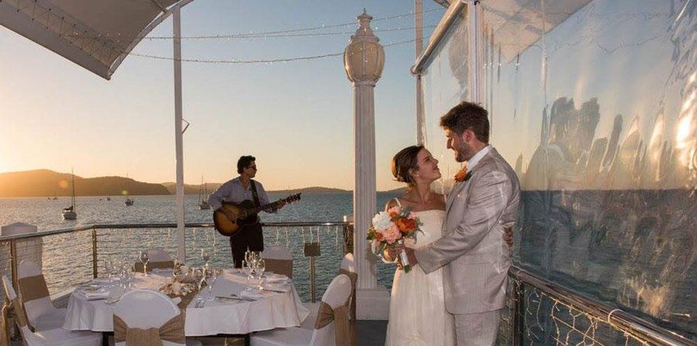 intimate wedding dinners