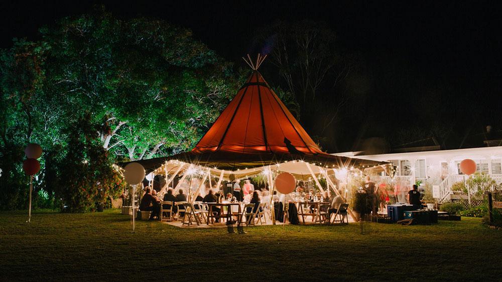 tipis for weddings