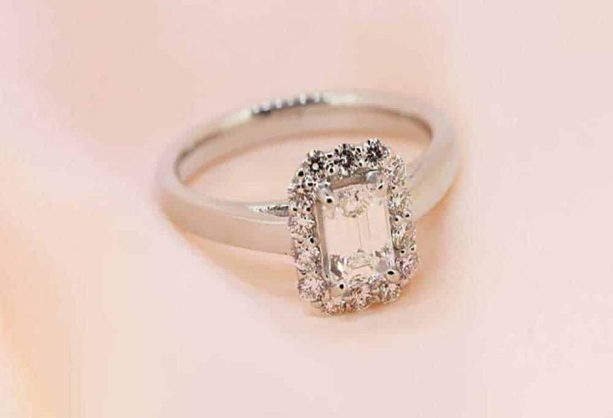 Clayfield Jewellery: engagement ring 3-d printing