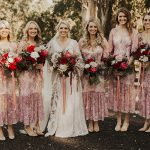 Bridesmaids dresses we're loving from real weddings