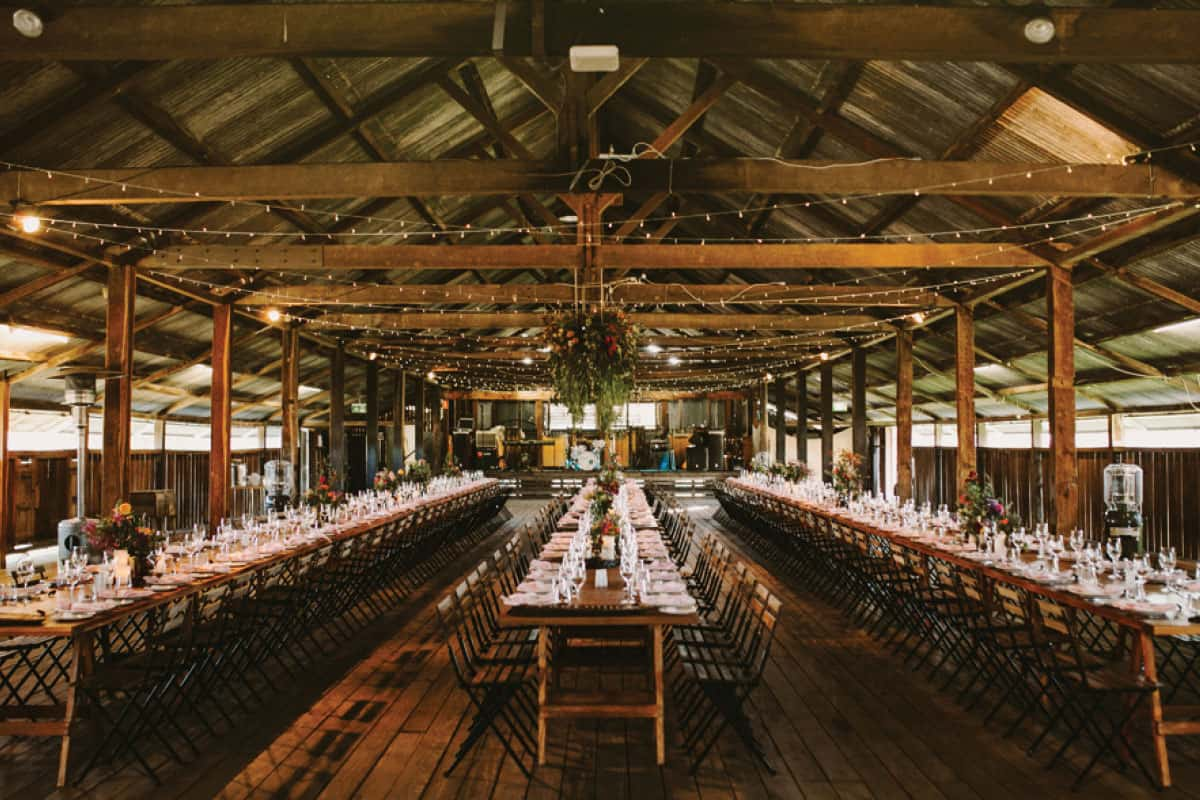 5 Queensland country-style venues - Queensland Brides