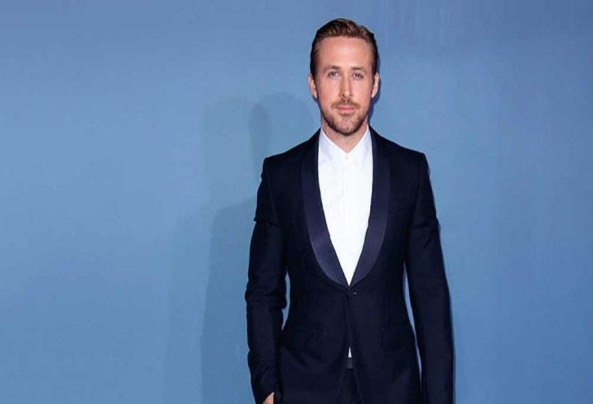 Ryan Gosling groom style