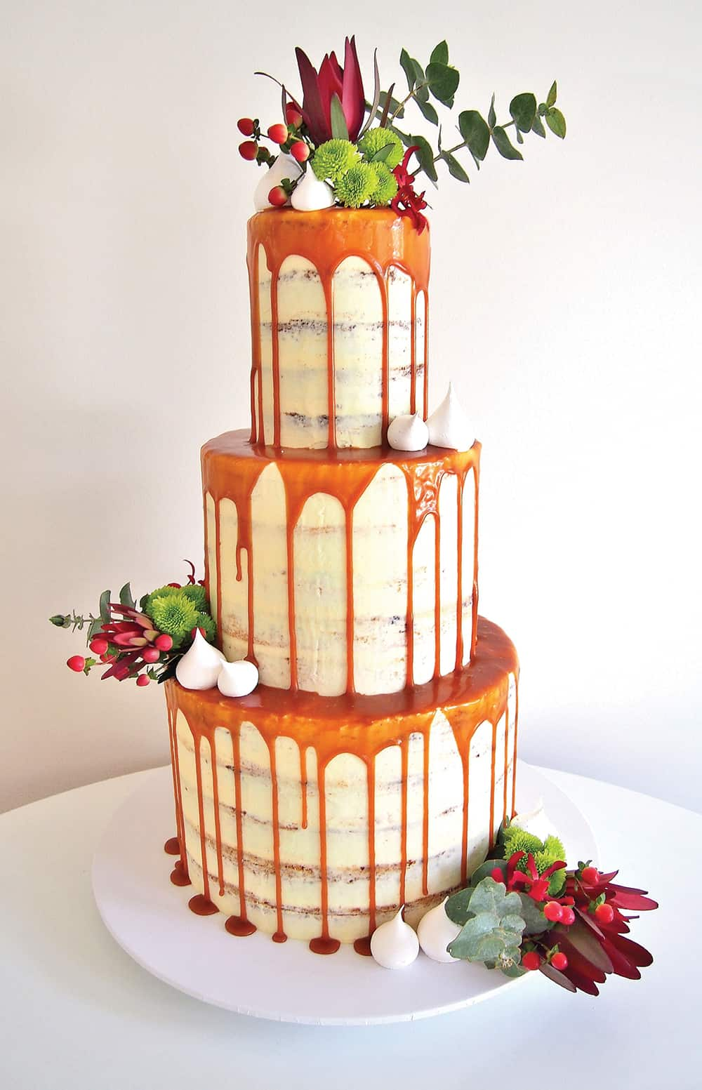 stunning cake by Frosted Indulgence