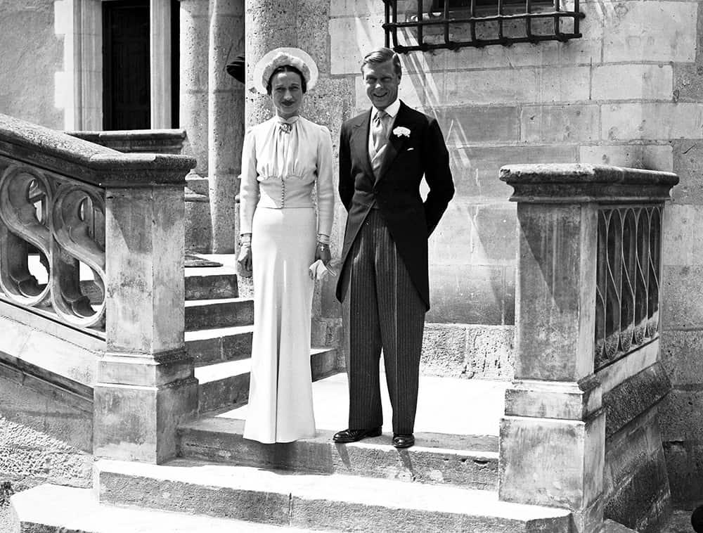 Wedding of Wallis Simpson