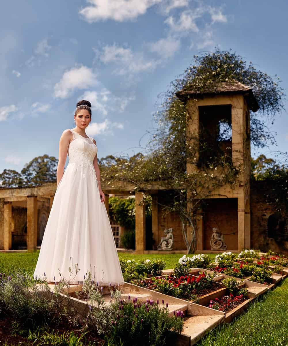 The Talyse gown from Bertossi Brides 16-17 collection