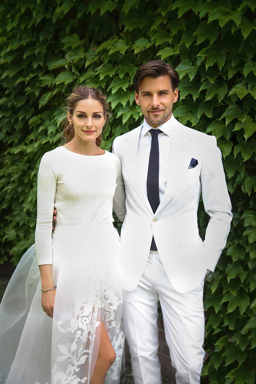Wedding of Olivia Palermo.