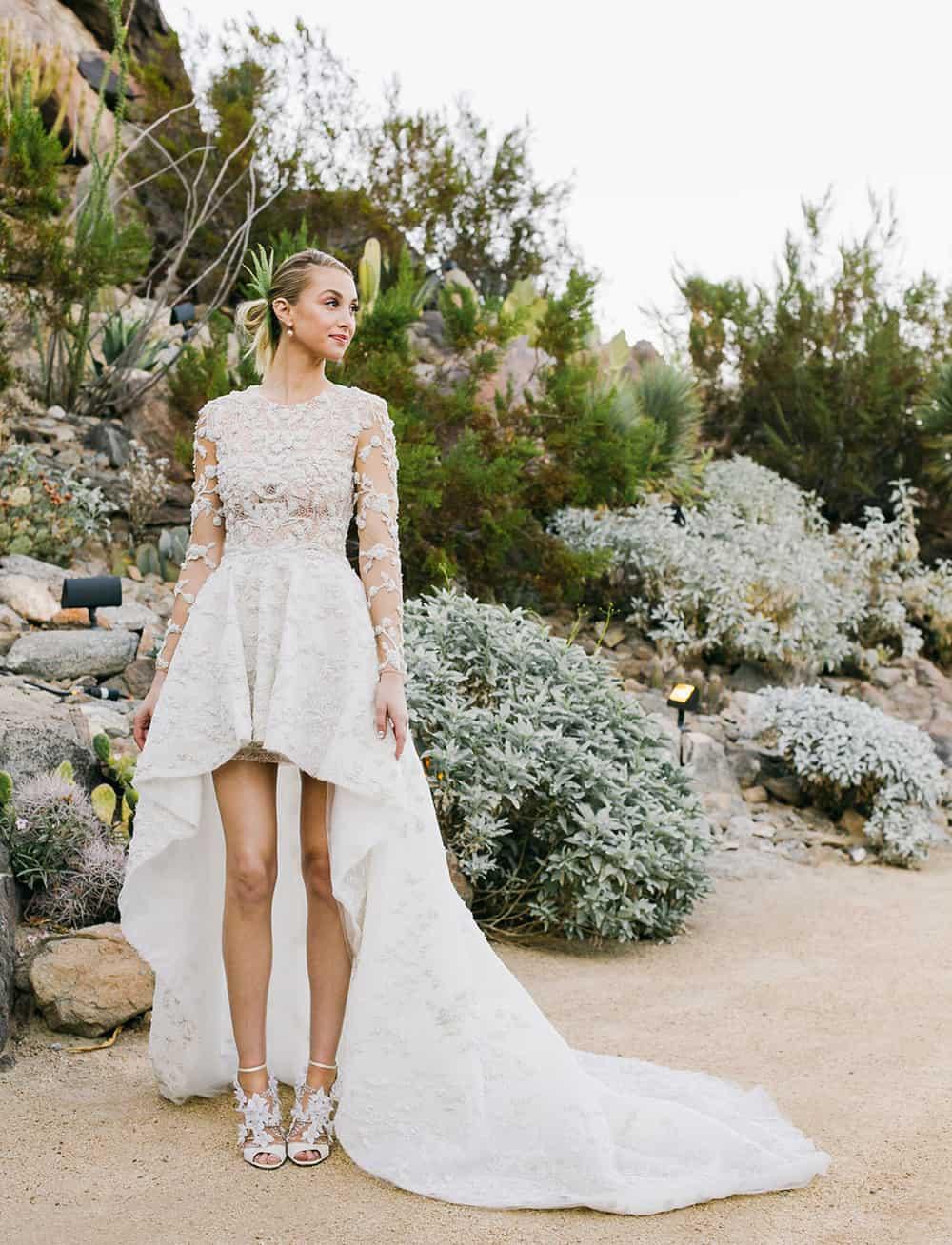 Wedding of Whitney Port.
