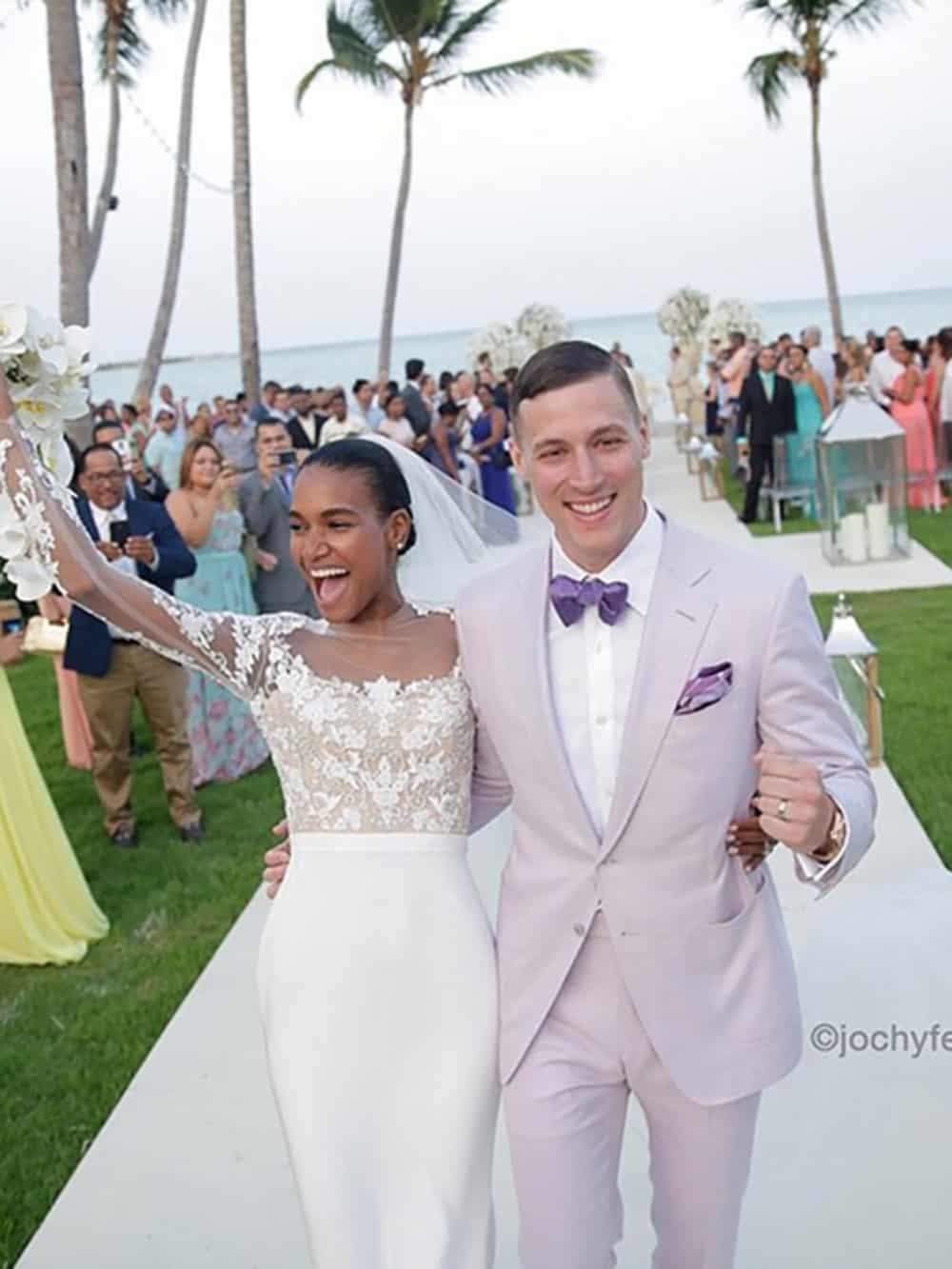 Wedding of Arlensis Sosa.