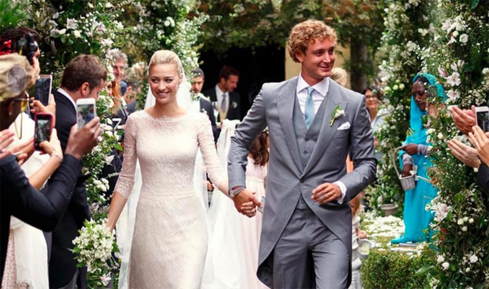 Wedding of Beatrice Borromeo.