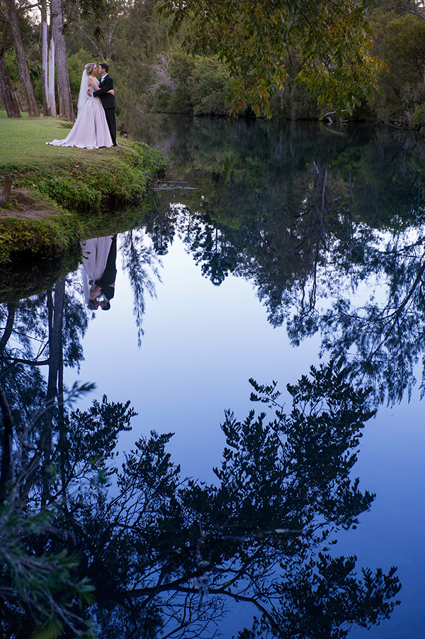 Gold Coast Wedding: a bush wedding