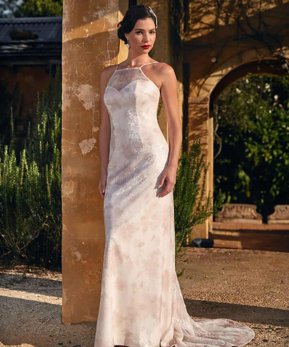 The Sparkle gown from Bertossi Brides 16-17 collection