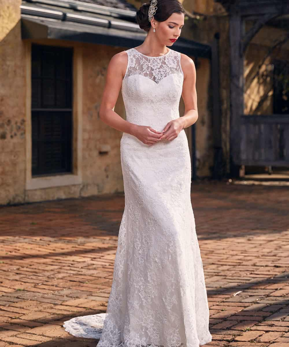 The Melissa gown from Bertossi Brides 16-17 collection.