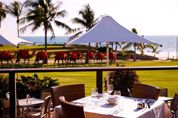Australian honeymoon destination, The Cable Beach Club Resort & Spa, BROOME WA.